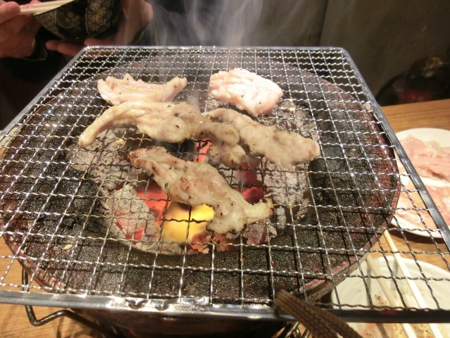 亀戸ホルモン・いろいろ焼き