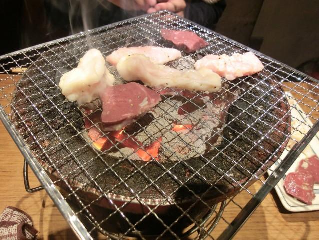 亀戸ホルモン・入門焼き