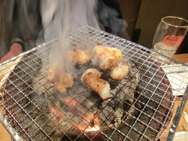 亀戸ホルモン・丸腸焼き