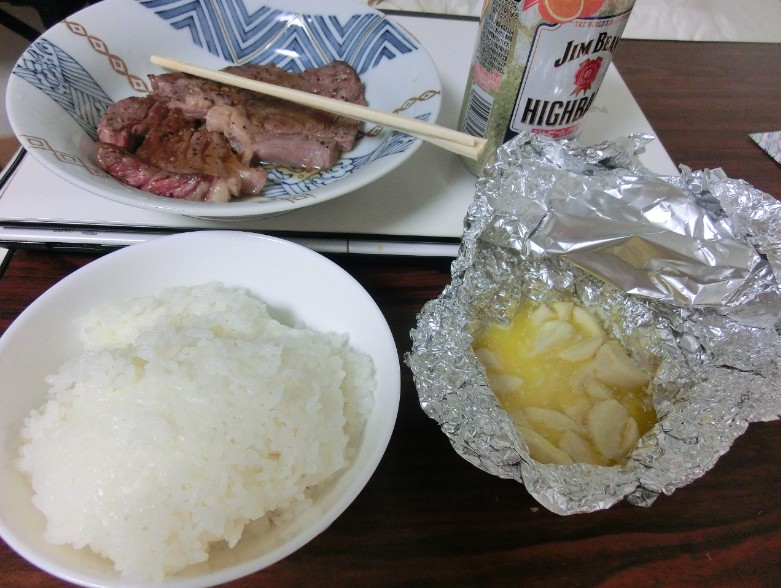 豪華な料理
